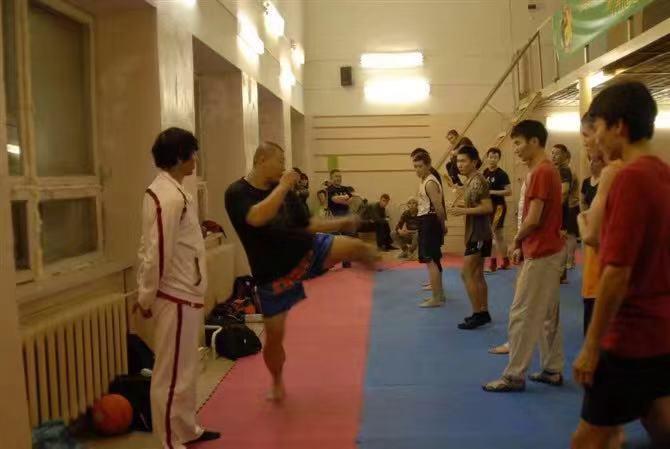 沈阳综合格斗协会国际aiamm开展学术交流活动,促进格斗科技化